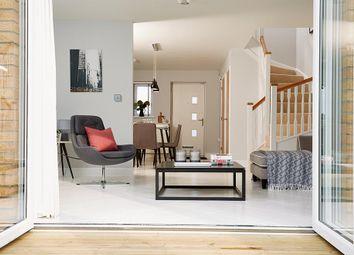 "Thumbnail 3 bed semi-detached house for sale in ""The Newbridge"" at Vigo Lane, Chester Le Street"