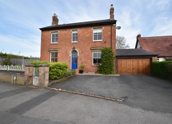 Thumbnail 3 bed detached house for sale in Church Street, Kempsey, Worcester