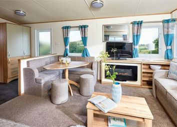 Thumbnail 3 bed mobile/park home for sale in Abi Oakley Caravan, White Cross Bay, Ambleside Road, Windermere, Cumbria