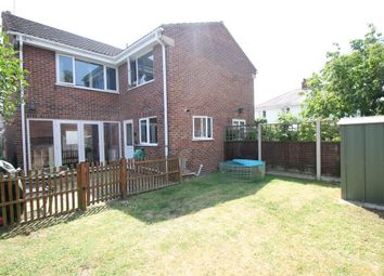 Thumbnail 3 bed semi-detached house for sale in Churchill Grove, Tewkesbury