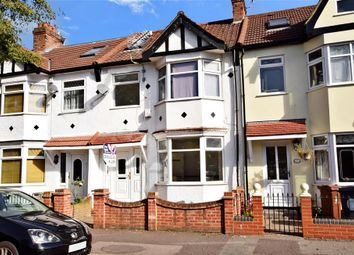 Thumbnail 4 bed terraced house for sale in Peterborough Road, London