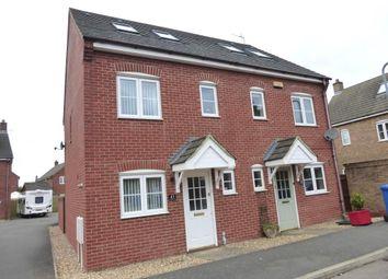 Thumbnail 3 bed property to rent in Gapstile Close, Desborough, Kettering