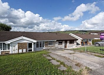 Thumbnail 2 bed terraced bungalow for sale in Ridgewood Gardens, Neath
