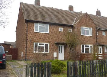 Thumbnail 2 bed semi-detached house to rent in Chestnut Avenue, Midway, Derbys.