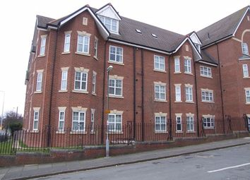 Thumbnail 2 bed flat to rent in Badger Avenue, Crewe