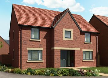 "Thumbnail 5 bed detached house for sale in ""The Carnarvon "" at Cautley Drive, Killinghall, Harrogate"
