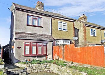 Thumbnail 2 bedroom semi-detached house for sale in Lunsford Lane, Larkfield, Kent