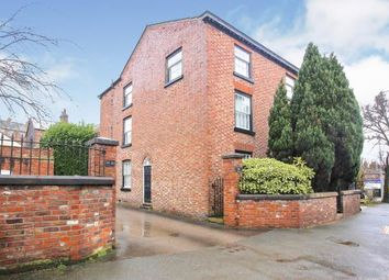 Thumbnail 1 bed flat for sale in Mill Lane, Macclesfield, Cheshire