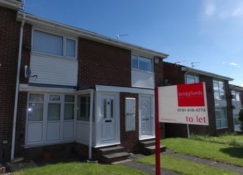 Thumbnail 2 bed terraced house to rent in Skipsea View, Sunderland