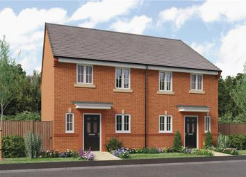"Thumbnail 3 bed semi-detached house for sale in ""Hawthorne"" at Honeywell Lane, Barnsley"
