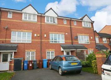 Thumbnail 4 bed terraced house for sale in Northcote Avenue, Wythenshawe, Manchester
