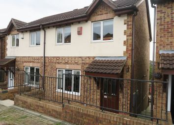 Thumbnail 3 bed semi-detached house for sale in Phoenix Court, Batley