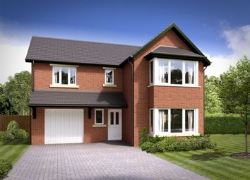 Thumbnail 4 bed detached house for sale in The Woodlands, Barrow-In-Furness, Cumbria