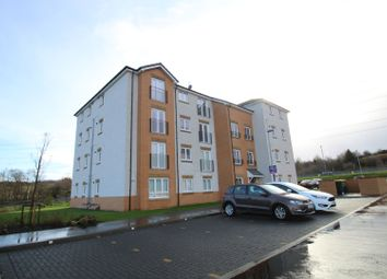 Thumbnail 2 bedroom flat for sale in Cailhead Drive, Cumbernauld