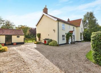 Thumbnail 5 bedroom detached house for sale in Morley St. Botolph, Wymondham, Norfolk