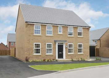 "Thumbnail 4 bed detached house for sale in ""Chelworth"" at Boroughbridge Road, Knaresborough"