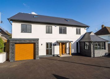 Thumbnail 5 bed detached house for sale in Beaufort Avenue, Langland, Swansea