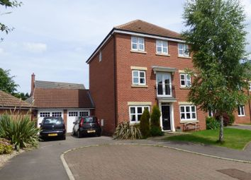 Thumbnail 5 bed detached house for sale in Perkins Close, Barrow Upton Soar