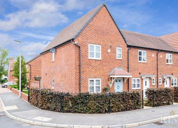 Thumbnail 3 bed terraced house for sale in Abney Road, Meon Vale, Stratford-Upon-Avon