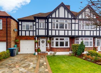 Thumbnail 4 bed semi-detached house for sale in Carlton Avenue West, Wembley