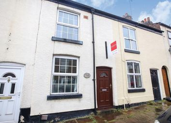 Thumbnail 2 bed terraced house for sale in St. Georges Street, Macclesfield, Cheshire