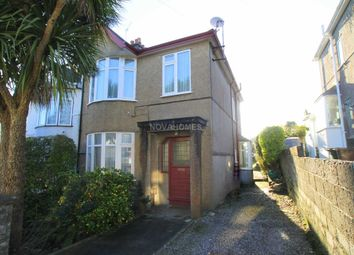 Thumbnail 3 bedroom semi-detached house for sale in Brynmoor Close, Higher Compton