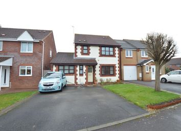 Thumbnail 3 bedroom detached house for sale in Clayfield, Yate, Bristol