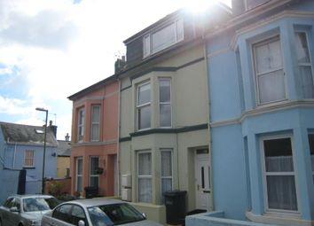 Thumbnail 1 bedroom maisonette to rent in South Furzeham Road, Brixham, Devon