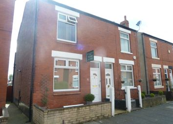 Thumbnail 2 bed semi-detached house to rent in St Saviours Road, Great Moor, Stockport