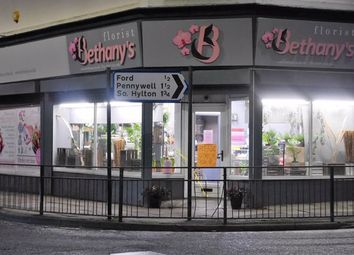 Thumbnail Retail premises for sale in Bethany's Florist, Kayll Road, Sunderland