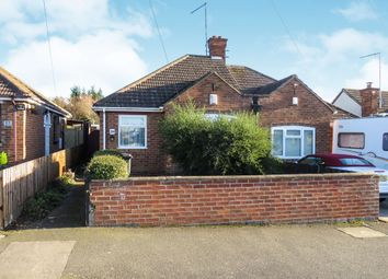 Thumbnail 2 bedroom semi-detached bungalow for sale in Canons Walk, Kingsthorpe, Northampton