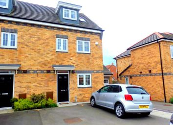 Thumbnail 3 bed town house for sale in Dean Lane, Spennymoor