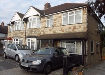 Thumbnail Studio to rent in West End Road, South Ruislip, Middlesex