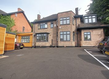 Thumbnail 2 bed flat for sale in Pelham Road, Nottingham