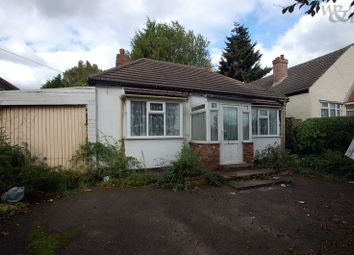 Thumbnail 2 bedroom detached bungalow for sale in College Road, Perry Barr, Birmingham