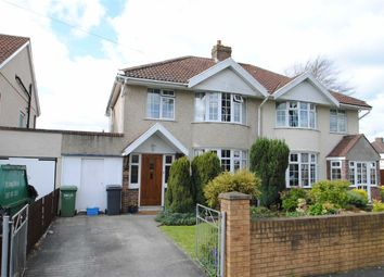 Thumbnail 3 bed property for sale in Kenmore Crescent, Filton Park, Bristol