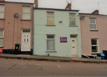 3 bed terraced house for sale in Blewitt Street, Newport NP20