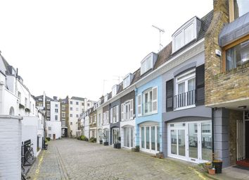 Thumbnail 2 bed mews house to rent in Craven Hill Mews, Bayswater, London