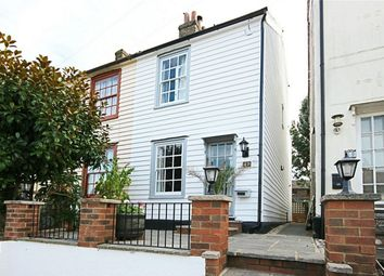 Thumbnail 3 bed end terrace house for sale in High Wych Road, Sawbridgeworth, Hertfordshire