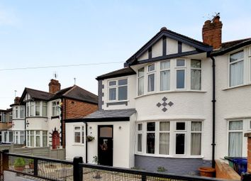 Thumbnail 3 bed end terrace house for sale in Conway Crescent, Perivale