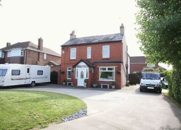 Thumbnail 4 bed detached house for sale in Wood Lane, Greasby, Wirral