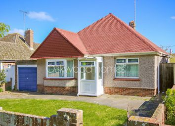 Thumbnail 2 bed detached bungalow for sale in Northdown Park Road, Margate