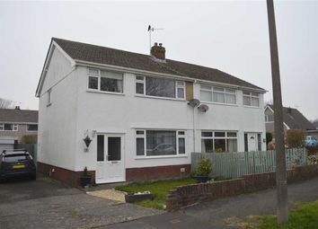 Thumbnail 3 bedroom semi-detached house for sale in Copley Lodge, Bishopston, Swansea