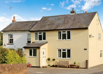 Thumbnail 3 bed semi-detached house for sale in Wantage Road, Great Shefford, Hungerford