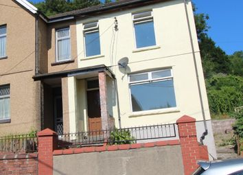 Thumbnail 3 bed semi-detached house to rent in Vaughan Terrace, Penrhiwceiber, Mountain Ash