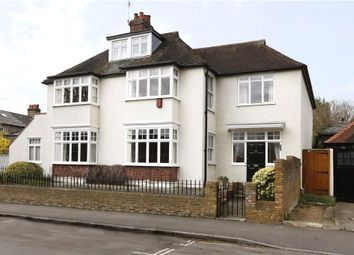 Thumbnail 7 bed detached house for sale in St John's Road, Wimbledon Village