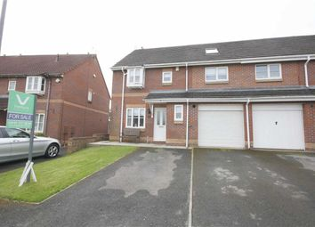 Thumbnail 4 bed property for sale in Brantwood, Chester-Le-Street, Co Durham