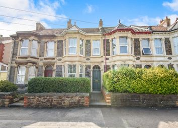 Thumbnail 2 bed terraced house for sale in Hillside Road, St. George, Bristol