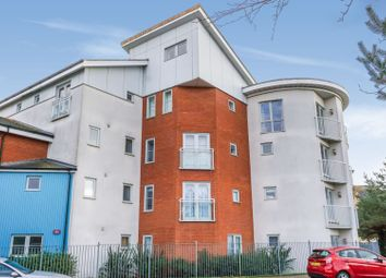 Thumbnail 2 bed flat for sale in Fen Bight Circle, Ipswich
