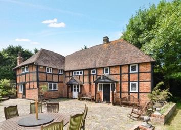 Thumbnail 5 bed property to rent in The Village, Ashurst, Steyning